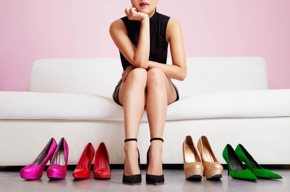 К чему снится обувь во сне для женщины - сонник и толкование. Мерить обувь во сне