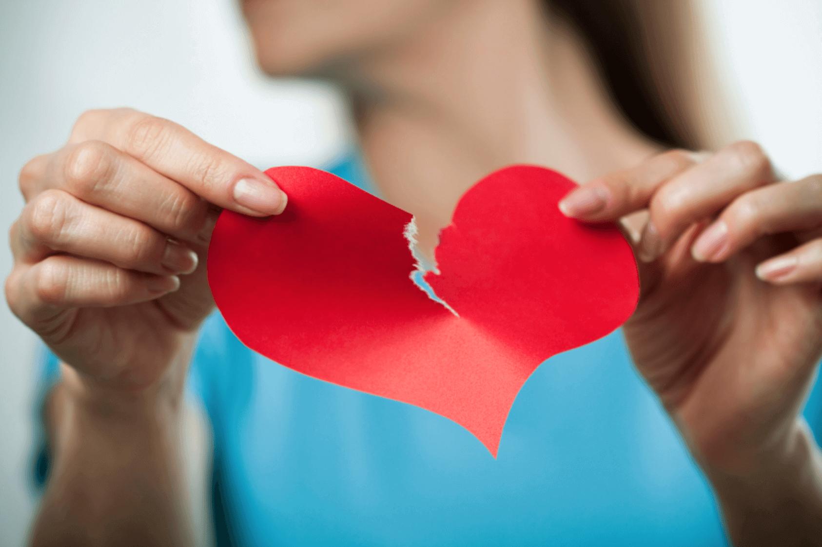 Картинки о разрыве любви