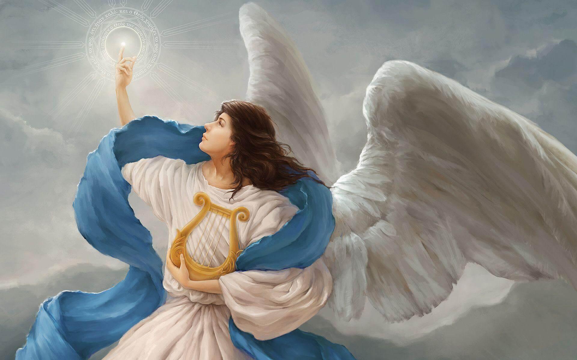 К чему снится ангел с крыльями или в человеческом обличии - сонник