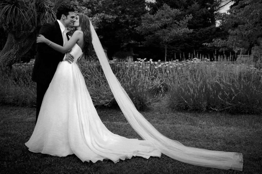 Свадебные фотографии снятся