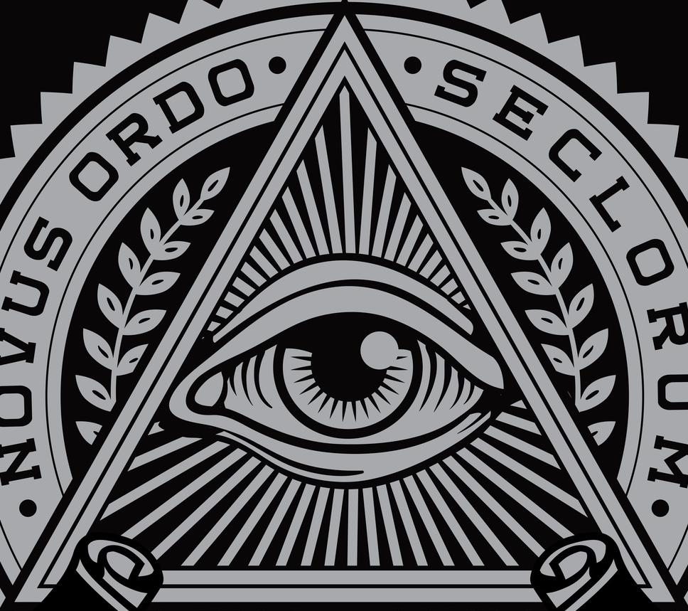 картинки всевидящего око его началом более