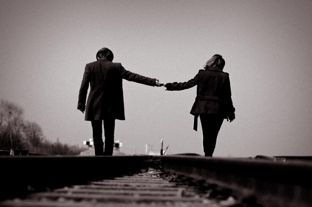 Картинки про расставание с любимым парнем
